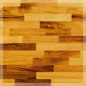 Floor - 	Iroko	family	(3 strip/207 mm)	varnish ANTI-SCRATCH